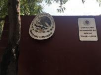 Timor Leste - Dili - Casa do Sândalo & Mexican Consulate