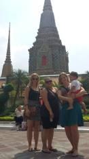 Precious visits in Bangkok