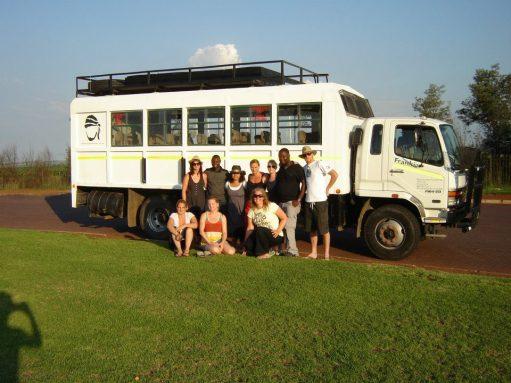 Kruger Truck pic